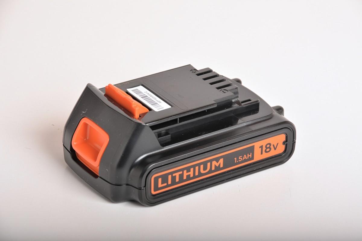 Moderigtigt Köp Black & Decker batteri 18v Li-Ion HD04