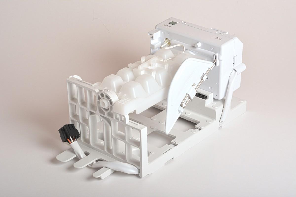 Köp Ismaskin, Siemens side-byde-side kyl/frys